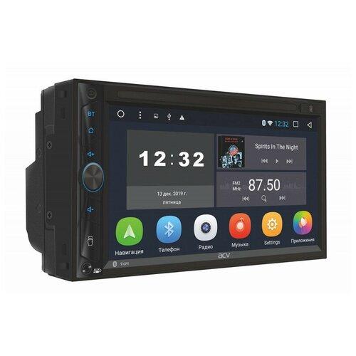 ACV AD-7200 2din мультимедиа 6.9