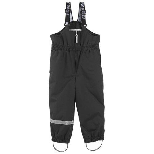 Купить Полукомбинезон RUFFY K21039-042, Kerry, Размер 134, Цвет 042-черный, Полукомбинезоны и брюки