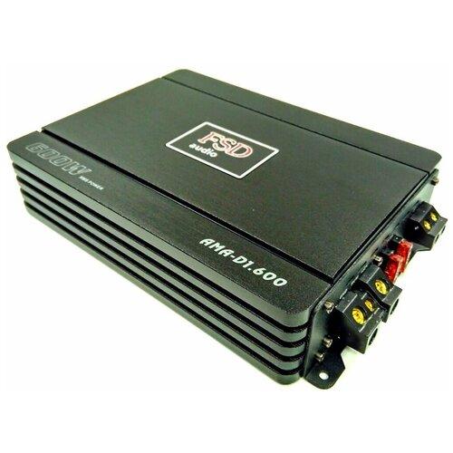 Автомобильный усилитель FSD AMA D 1.600 одноканальный усилитель