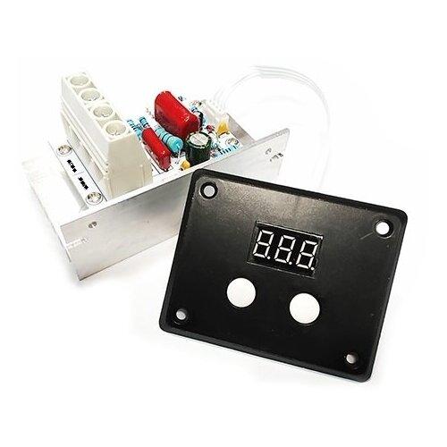 Цифровой ШИМ регулятор мощности 220В / 10кВт / 45А (MK071M)