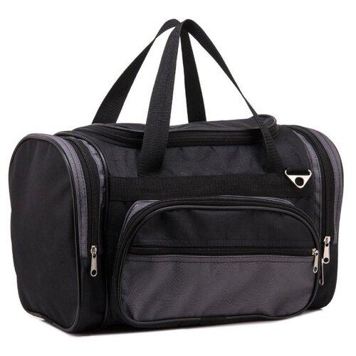 Дорожная сумка S.LAVIA, 00-28 000 01 черная
