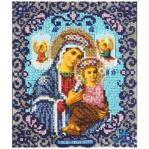 Вышиваем бисером Набор для вышивания бисером Страстная икона Божией Матери (L-3005)