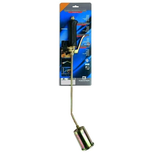 Фото - Газосварочная горелка инжекторная KEMPER 121960L газосварочная горелка инжекторная донмет гзу 247