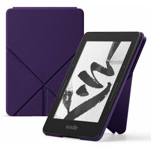 Чехол-обложка Amazon Protective Cover Origami для Kindle Voyage Royal (фиолетовый)