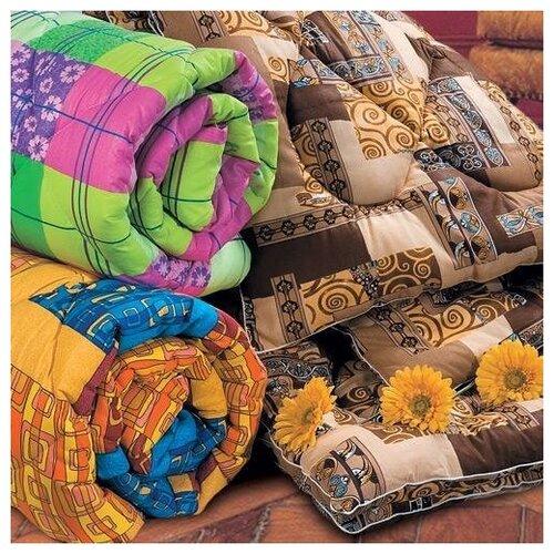 Одеяло 1,5 спальное Лебяжий пух АртПостель