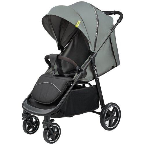 Фото - Прогулочная коляска Happy Baby Ultima V2 X4, grey прогулочная коляска happy baby umma pro coral