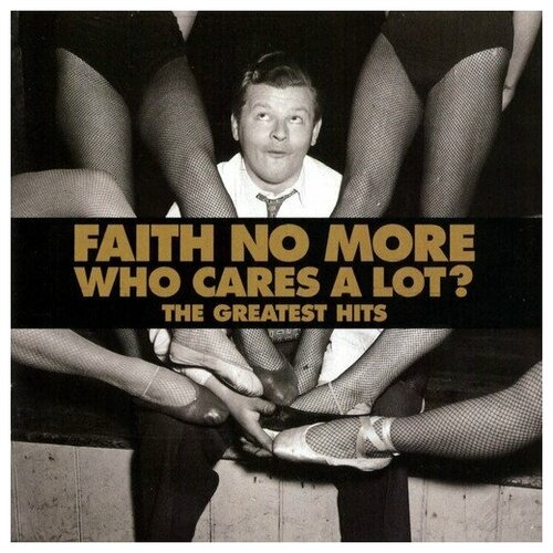 Виниловая пластинка Faith No More - Who Cares a Lot? The Greatest Hits. 2 LP