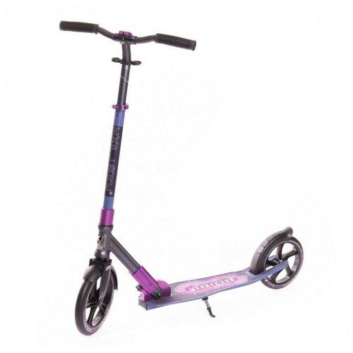 Самокаты с большими колесами Explore Degree 230 фиолетовый