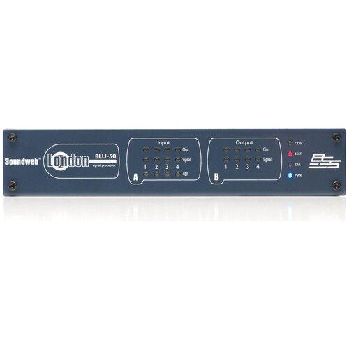 Контроллер/аудиопроцессор BSS BLU50