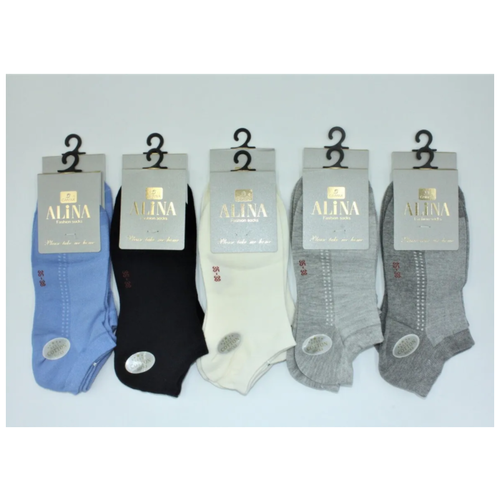Носки женские Alina ZB 023 10пар, размер 35-38