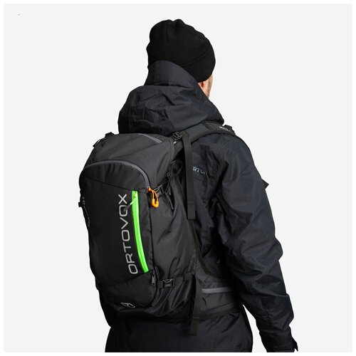 Рюкзак ORTOVOX Tour Rider Black Raven 28L S 2021
