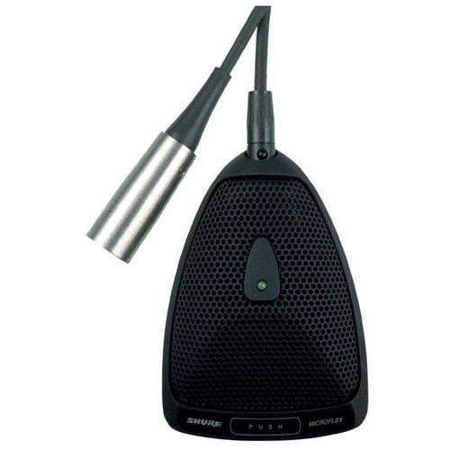 Поверхностный кардиоидный микрофон Shure MX393/C