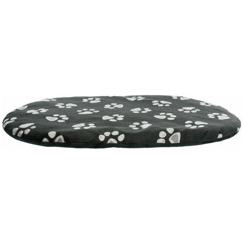 Лежак Jiммy, овал, 115 x 72 см, черный, Trixie (лежак, 36619)