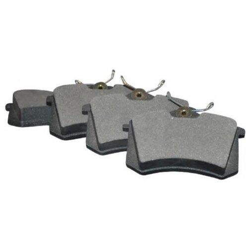 Дисковые тормозные колодки задние JP Group 1163706310 (4 шт.)