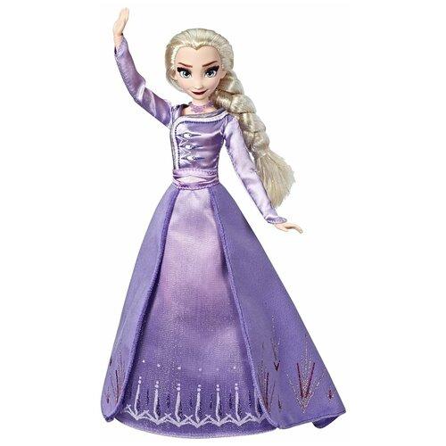 Кукла Hasbro Disney Frozen Холодное Сердце 2 Делюкс Эльза (E6844EU4)