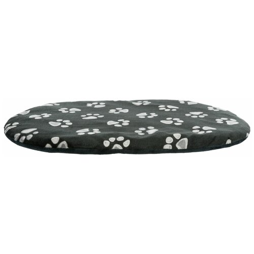 Лежак Jiммy, овал, 54 х 35 см, черный, Trixie (товары для животных, 36612)