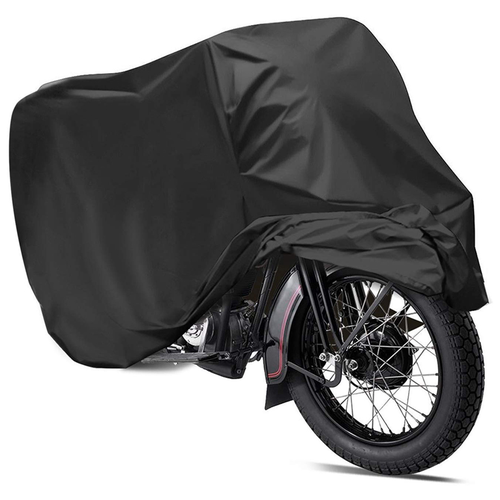 Чехол для скутера CRAZY IRON (Черный)