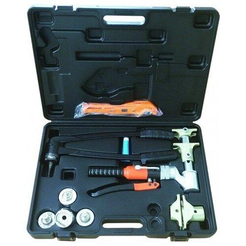 Ручной гидравлический аксиальный пресс TIM для труб PEX и аксиальных фитингов FT1240B-QC