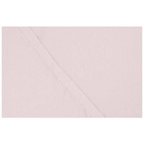 Простыня на резинке Mala Цвет: Розовый br09563 (160х200)