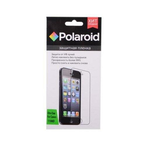 Polaroid Защитная пленка Polaroid для Canon 1100D прозрачная