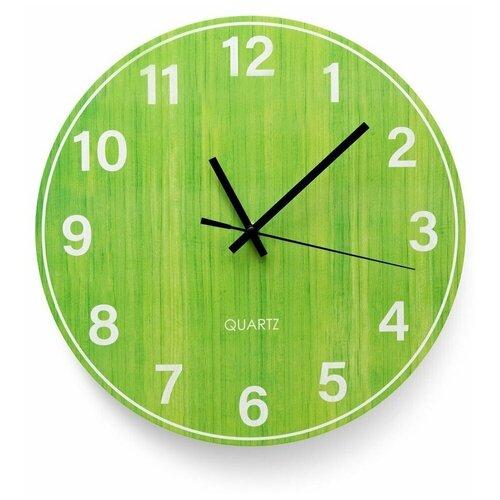 шерлок bright green Настенные часы Bright green 31