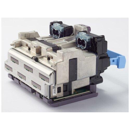 Фото - HP C1Q19A Печатающая головка 841 цветной Color 11 пл (черный), 8.5 пл (синий, пурпурный, желтый) для PageWide XL 4000, 4500, 5000, 5100, 6000, 8000 контейнер для очистки hp 841 pagewide xl