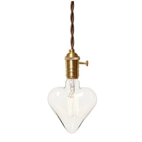 Лампа ретро лампа Heart 2740-H