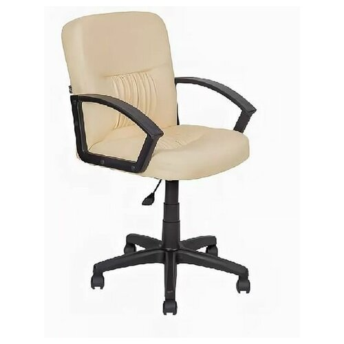 Компьютерные кресла алвест Кресло AV 205 PL (727) экокожа 202 слоновая кость компьютерные кресла и стулья