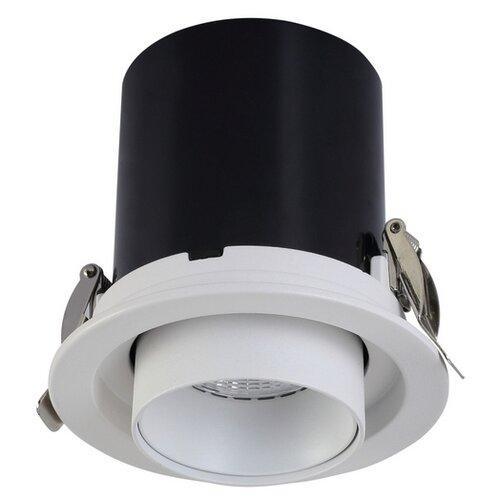 Фото - Встраиваемый светильник светодиодный Crystal Lux CLT 042C110 WH светильник crystal lux встраиваемый светодиодный clt 524c105 wh