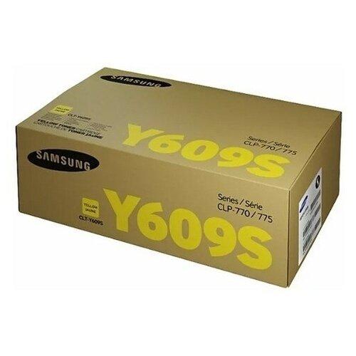 Фото - Картридж лазерный SAMSUNG CLT-Y609S желтый (7000ст картридж лазерный samsung clt y506s желтый 1500ст