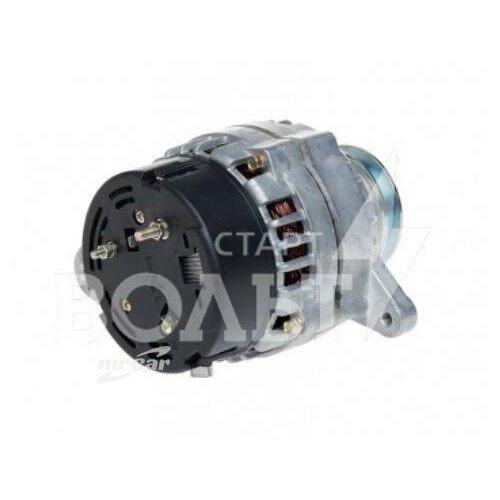 STARTVOLT LG1236 Генератор для а/м КАМАЗ/МАЗ с двиг. ЯМЗ-236/238/КамАЗ-740 2 руч. 80А LG 1236