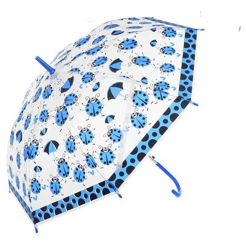 Зонт Amico Жуки Light-Blue 106145