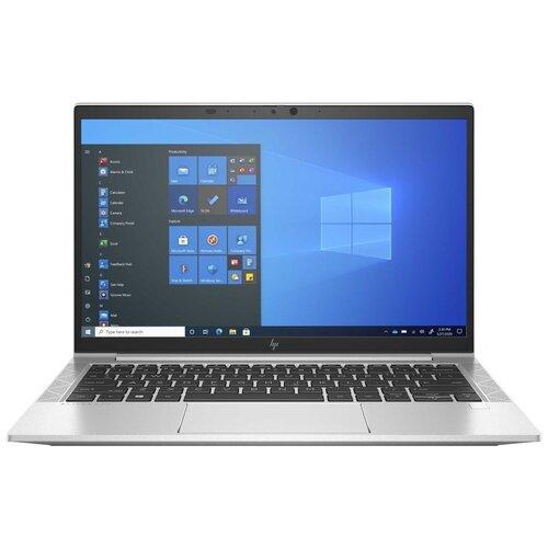 "Ноутбук HP EliteBook 830 G8 (Intel Core i7 1165G7/13.3""/1920х1080/8ГБ/256ГБ SSD/Intel Iris Xe graphics/Windows 10 Pro) 3C8F1EA, серебристый"
