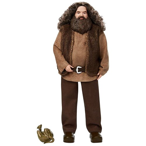 HarryPotter Mattel Кукла Рубеус Хагрид - Гарри Поттер (Mattel Harry Potter Rubeus Hagrid Doll)