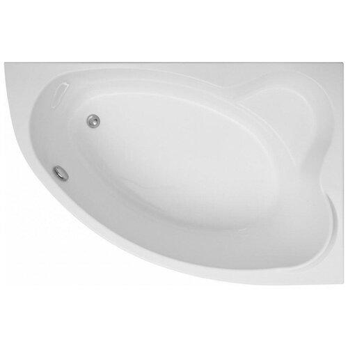 Aquanet Акриловая ванна Aquanet Lyra 150x100 R акриловая ванна aquanet mayorca 150x100 r правая с каркасом без гидромассажа 205438