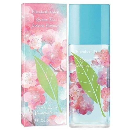 Туалетная вода Elizabeth Arden Green Tea Sakura Blossom, 50 мл недорого
