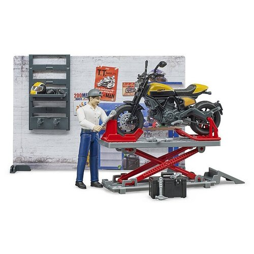 Купить Ремонтный набор Bruder Ducati 62-102, Машинки и техника