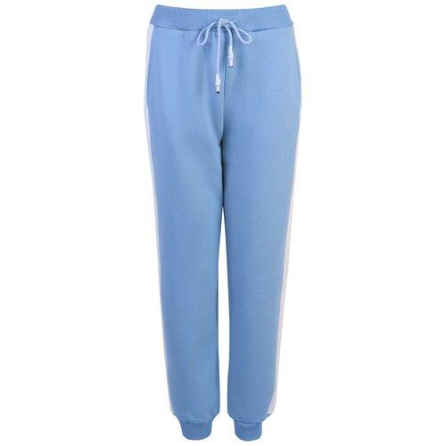 Фото - Брюки Baon, размер XXL/52, cold blue шорты baon размер xxl 52 dark beige