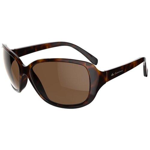 очки солнцезащитные для походов детские mh k120 2–4 лет категория 4 quechua x декатлон Женские солнцезащитные очки MH530W QUECHUA X Декатлон