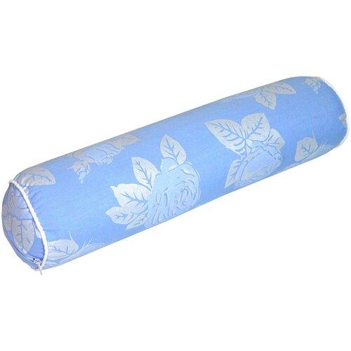 Подушка - валик Smart Textile. Наполнитель: кедровая стружка, размер 40х10