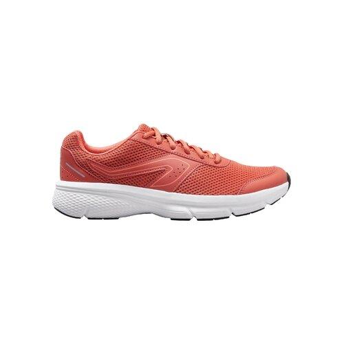Кроссовки для бега женские RUN CUSHION оранжевые, размер: EU39, цвет: Красный KALENJI Х Декатлон