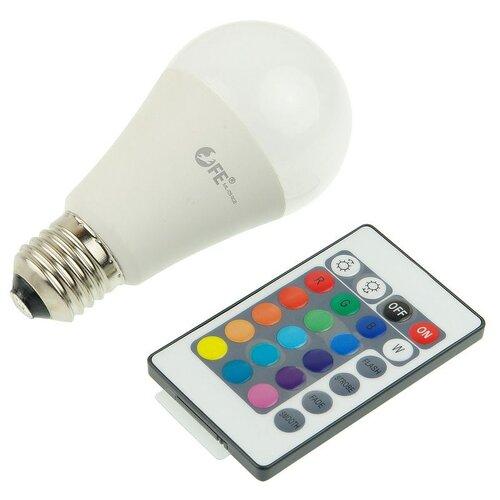 Фото - Лампа светодиодная Falcon Eyes ML-09 RGB с пультом ДУ для студийного осветителя лампа falcon eyes ml 125 e27 для серии lhpat 26 1 40 1