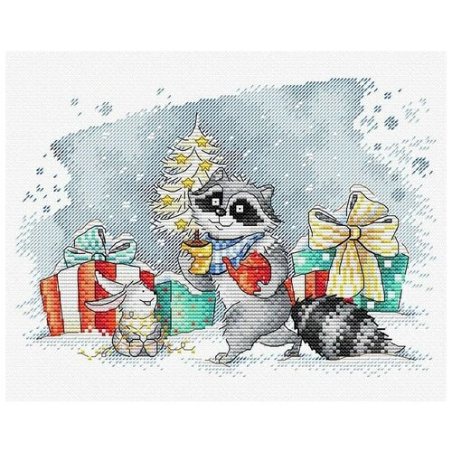 Набор В канун Рождества 18х22 МП-Студия М-398 18х22 МП-Студия М-398