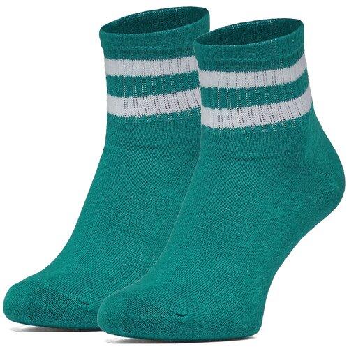 Носки Красная Жара (травяной зеленый; белый) 35-41
