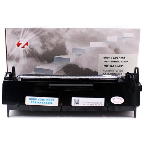 Фото - Драм-юнит 7Q KX-FAD89A7 для Panasonic KX-FL403RU, KX-FL423 (Чёрный, 10000 стр.), совместимый картридж panasonic драм юнит kx fad93a kx mb263 763 773ru superfine