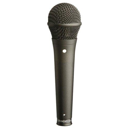 Конденсаторный суперкардиоидный микрофон Rode S1-B