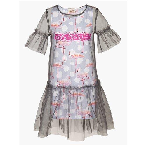 платье d Платье M&D размер 152, графит