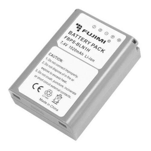 Фото - Аккумулятор Fujimi PS-BLN1H для Olympus аккумулятор fujimi fben el23 1182