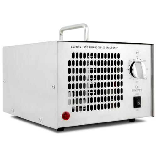 Генератор озона (озонатор) GreenTech Environmental PortOzone 2 (7G) (Original) - Профессиональное удаление запахов и обеззараживание больших площадей c выбором мощности: 3 500 или 7 000 мг О3/час с механическим таймером.