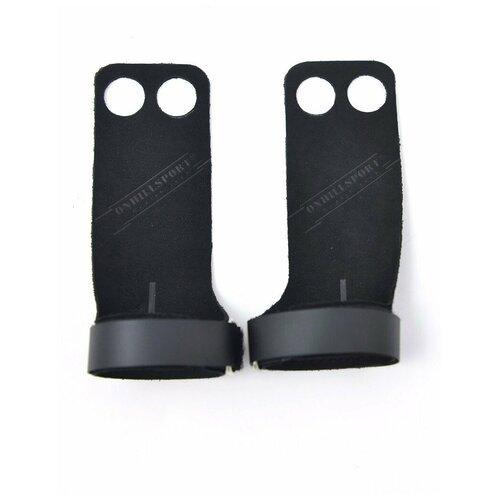 Накладки гимнастические GLADIATOR на 2 пальца M